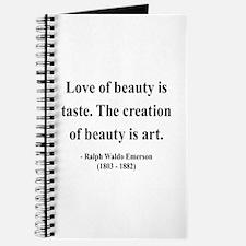 Ralph Waldo Emerson 21 Journal