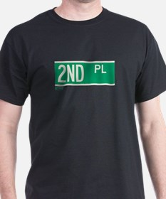 2nd Place in NY T-Shirt