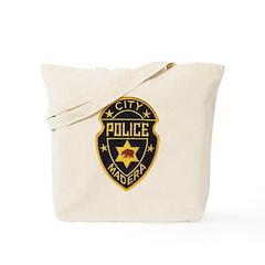 Madera Police Tote Bag