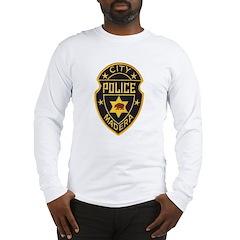 Madera Police Long Sleeve T-Shirt