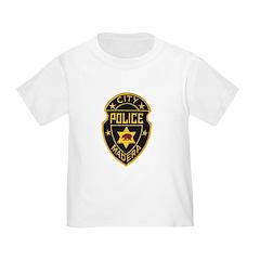 Madera Police Toddler T-Shirt