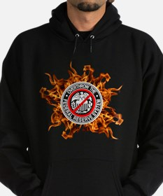 Overthrow the Federal Reserve Hoody