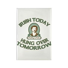 Funny Paddy's Pub Rectangle Magnet