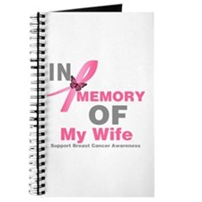 BreastCancerInMemoryWife Journal
