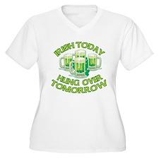 IRISH Hangover Green Beer T-Shirt