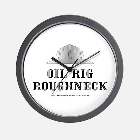 Roughneck Wall Clock, Roughneck