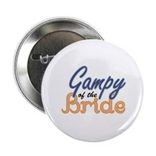 """Gampy of the Bride 2.25"""" Button"""