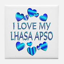 Lhasa Tile Coaster