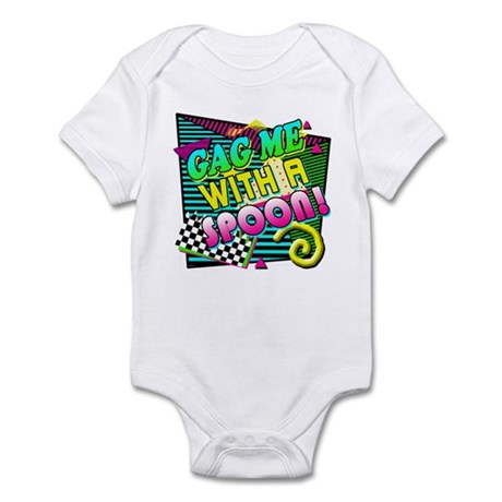 Gag Me With A Spoon! Infant Bodysuit