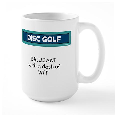 Large WTF Mug