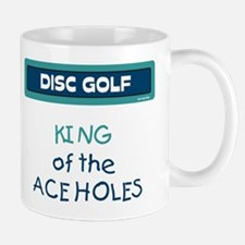 King of the Ace Holes Mug