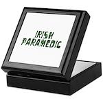 Irish Paramedic Keepsake Box