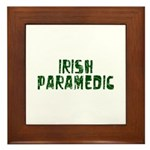 Irish Paramedic Framed Tile