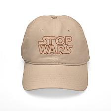 STOP WARS Baseball Cap