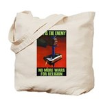 No Wars For Religion Tote Bag
