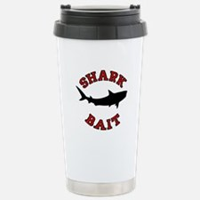 Shark Bait Stainless Steel Travel Mug