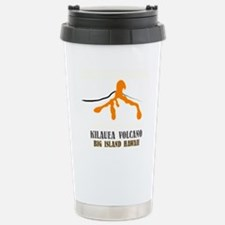 Lava Junkie Brushstroke Travel Mug