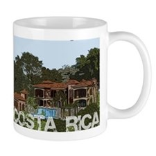 Beach house in costa rica Mug
