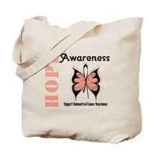 Endometrial Cancer Hope Tote Bag