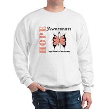 Endometrial Cancer Hope Sweatshirt