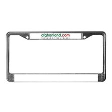 Funny Taliban License Plate Frame