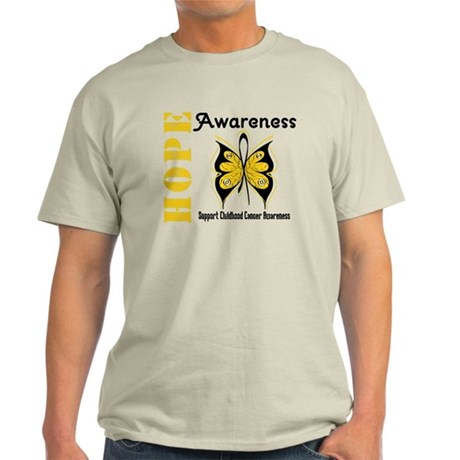 Childhood Cancer Hope Light T-Shirt