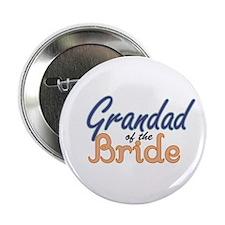 "Grandad of the Bride 2.25"" Button"