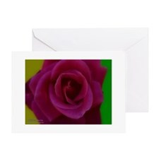 """Milika Claire R"" Greeting Card"