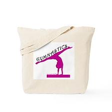Gymnastics Tote Bag - Beam