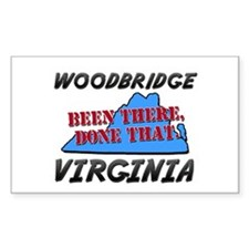 woodbridge virginia - been there, done that Sticke