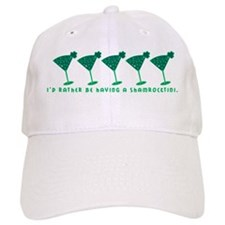 St. Patrick's Day Humor Baseball Cap