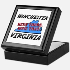 winchester virginia - been there, done that Keepsa