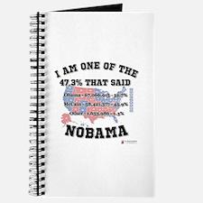 47.3% said NOBAMA Journal