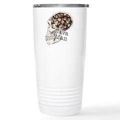 Java Bean Man Travel Mug