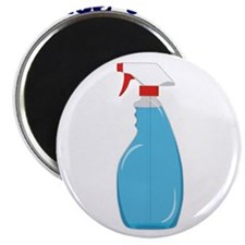 "Put Some Windex On It 2.25"" Magnet (10 pack)"