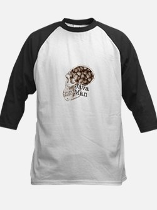 Java Bean Man Kids Baseball Jersey