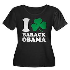 I Shamrock Barack Obama T