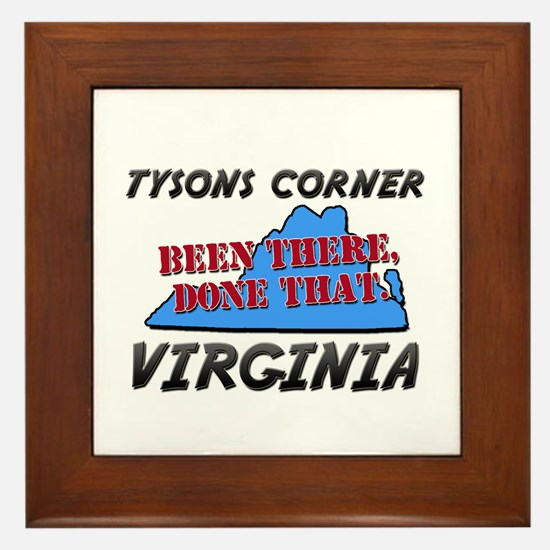 tysons corner virginia - been there, done that Fra