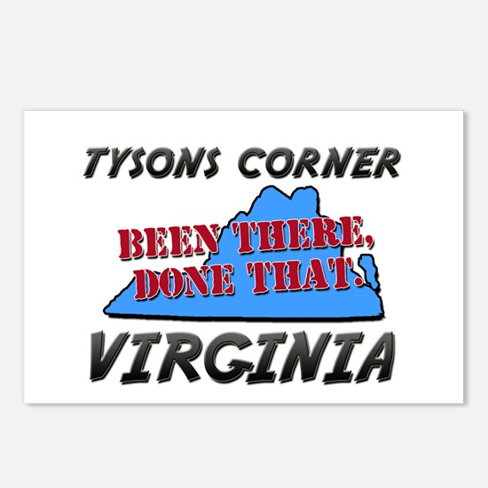 tysons corner virginia - been there, done that Pos