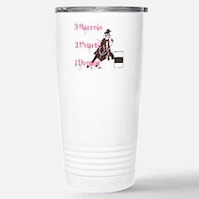 Funny Cowgirl Travel Mug
