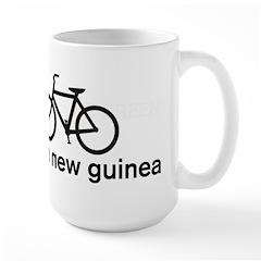 Bike Papua New Guinea Mug