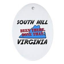 south hill virginia - been there, done that Orname