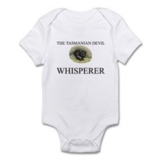 The Tasmanian Devil Whisperer Infant Bodysuit