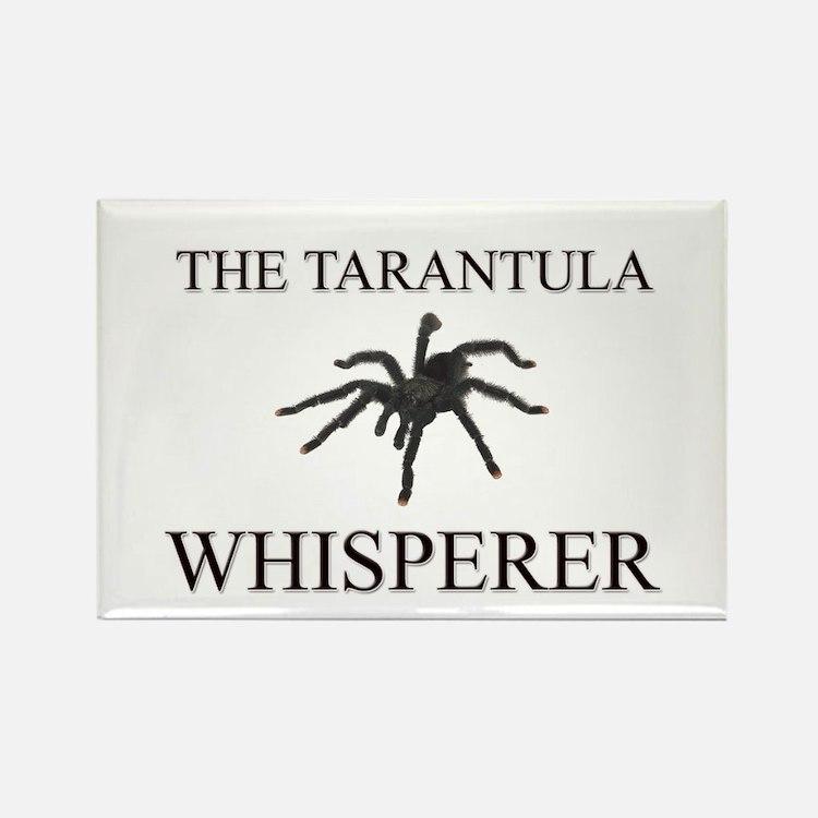 The Tarantula Whisperer Rectangle Magnet
