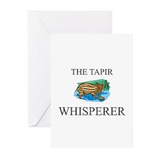 The Tapir Whisperer Greeting Cards (Pk of 10)