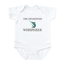 The Swordfish Whisperer Infant Bodysuit