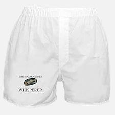The Sugar Glider Whisperer Boxer Shorts