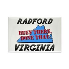 radford virginia - been there, done that Rectangle