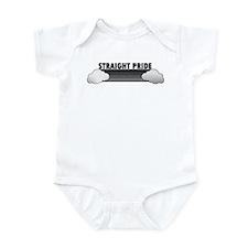 Cute Antigay Infant Bodysuit