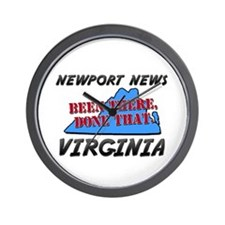 newport news virginia - been there, done that Wall